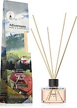 Parfémy, Parfumerie, kosmetika Aroma difuzér Rájské jablko z Podhalí, s tyčinkami - Allverne Home & Essences Diffuser