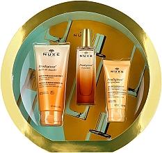 Parfémy, Parfumerie, kosmetika Nuxe Prodigieux Le Parfum - Sada (edp/30ml + sh/oil/30ml + b/lot/100ml)