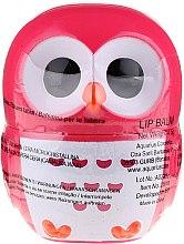Parfémy, Parfumerie, kosmetika Balzám na rty Sova, červený - Martinelia Owl Lip Balm