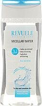 Parfémy, Parfumerie, kosmetika Micellární voda - Revuele Micellar Water 3in1 For Dry and Sensitive Skin