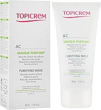 Parfémy, Parfumerie, kosmetika Čisticí maska pro mastnou a smíšenou pleť - Topicrem AC Purifying Mask