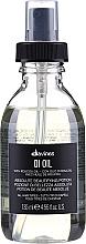 "Parfémy, Parfumerie, kosmetika Olej na vlasy ""Absolutní dekorace"" - Davines Oi Absolute Beautifying Potion With Roucou Oil"
