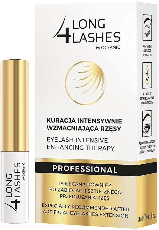Prostředek k posílení řas - Long4Lashes Eyelash Intensive Enhancing Therapy