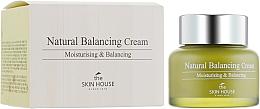 Parfémy, Parfumerie, kosmetika Krém pro obnovu rovnováhy pleti - The Skin House Natural Balancing Cream