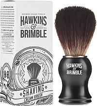 Parfémy, Parfumerie, kosmetika Štětka na holení se syntetickými štětinami - Hawkins & Brimble Synthetic Shaving Brush