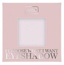 Parfémy, Parfumerie, kosmetika Podkladová báze pod ocní stíny - Wibo I Choose What I Want Eyeshadow