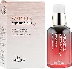 Parfémy, Parfumerie, kosmetika Vyživující sérum se ženšenem - The Skin House Wrinkle Supreme Serum
