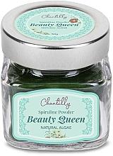 Parfémy, Parfumerie, kosmetika Spirulina prášek - Chantilly Beauty Queen Spiruline Powder