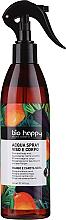 Parfémy, Parfumerie, kosmetika Tělový sprej Mango a černá mrkev - Bio Happy Body Mist Mango & Black Carrot