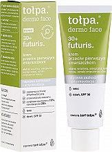 Parfémy, Parfumerie, kosmetika Denní krém na obličej od prvních vrásek SPF30 - Tolpa Dermo Face Futuris 30+ Face Cream SPF30