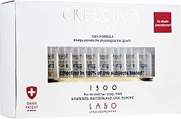 Parfémy, Parfumerie, kosmetika Regenerační lotion na vlasy - Crescina HFSC Re-Growth 1300