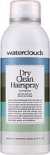 Parfémy, Parfumerie, kosmetika Suchý šampon - Waterclouds Volume Dry Clean Hairspray