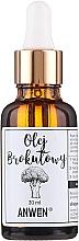 Parfémy, Parfumerie, kosmetika Nerafinovaný olej ze semen brokolice - Anwen
