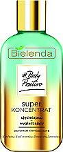 Parfémy, Parfumerie, kosmetika Superkoncentrát pro tělo s anticelulitidním účinkem - Bielenda Body Positive Super Koncentrat