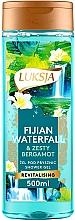Parfémy, Parfumerie, kosmetika Sprchový gel - Luksja Fijian Waterfall Shower Gel