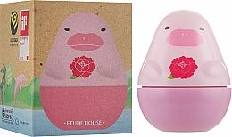 Parfémy, Parfumerie, kosmetika Krém na ruce s pivoňkovou vůní - Etude House Missing U Hand Cream Pink Dolphin