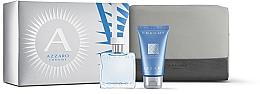 Parfémy, Parfumerie, kosmetika Azzaro Chrome - Sada (edt/30ml + shmp/50ml + bag)