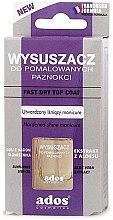 Parfémy, Parfumerie, kosmetika Vysoušeč pro nalakované nehty - Ados Fast Dry Top Coat