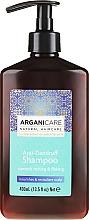 Parfémy, Parfumerie, kosmetika Šampon proti lupům - Arganicare Shea Butter Anti-Dandruff Shampoo