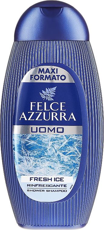 Šampon a sprchový gel - Felce Azzurra Fresh Ice — foto N3
