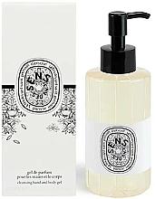 Parfémy, Parfumerie, kosmetika Diptyque Eau Des Sens - Čisticí gel na ruce a tělo