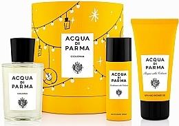 Parfémy, Parfumerie, kosmetika Acqua Di Parma Colonia - Sada (edc/100ml + sh/gel/75ml + deo/50ml)