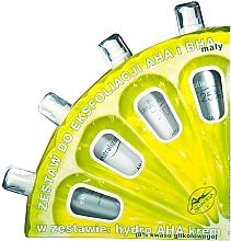 Sada - Jadwiga (Scrub 25%+Scrub35%+netralizátor+cream) — foto N1