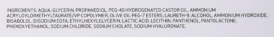 Gel pro intimní části těla - SesDerma Laboratories Nanocare Intimate Moisturizing gel — foto N3