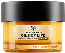 Parfémy, Parfumerie, kosmetika Regenerační gel krém - The Body Shop Oils Of Life Intensely Revitalising Gel Cream