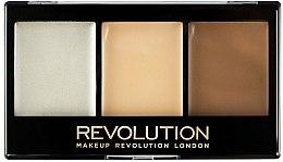 Parfémy, Parfumerie, kosmetika Konturovací paleta - Makeup Revolution Ultra Contour Kit