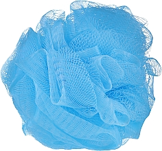 Parfémy, Parfumerie, kosmetika Houba do koupele, modrá - IDC Institute Design Mesh Pouf Bath Sponges