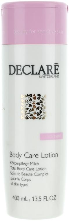 Ochranné tělové mléko - Declare Total Body Care Lotion — foto N1