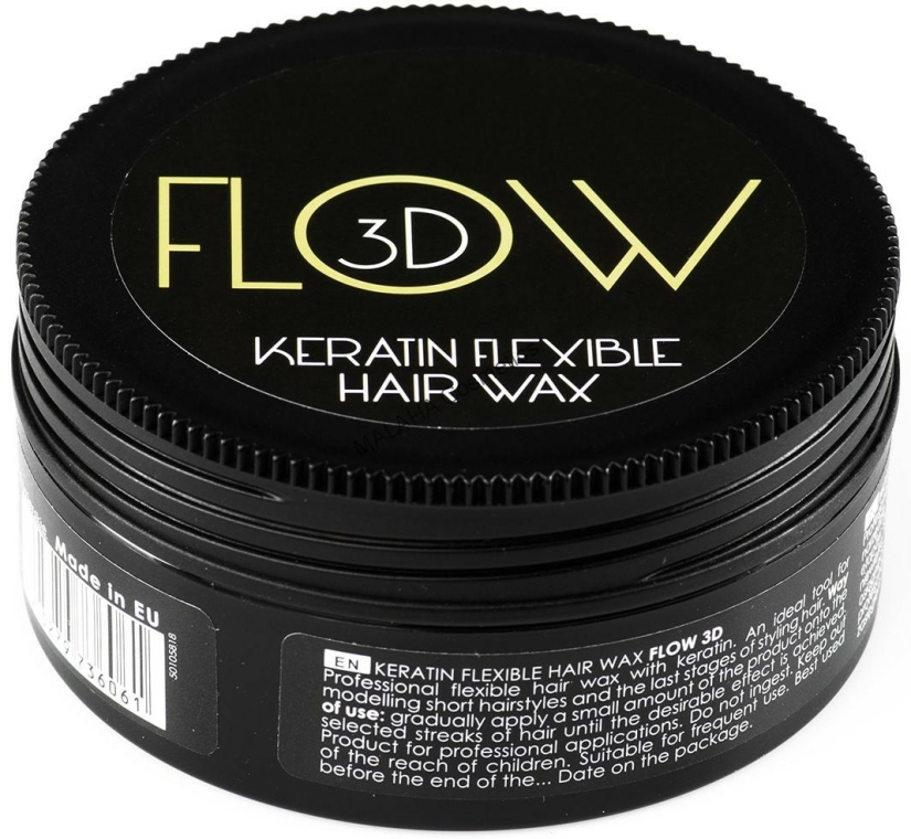 Vosk na vlasy - Stapiz Flow 3D Keratin Flexible Hair Wax