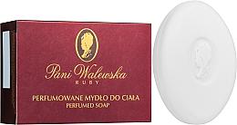 Parfémy, Parfumerie, kosmetika Krém mýdlo parfémované - Pani Walewska Ruby Soap