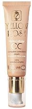 Parfémy, Parfumerie, kosmetika Anti-age CC-krém - Yellow Rose Hydrocellular CC Cream SPF30
