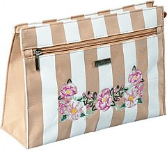 Parfémy, Parfumerie, kosmetika Dámská kosmetická taška Chaplet, 96532, béžová - Top Choice