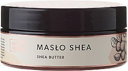 "Parfémy, Parfumerie, kosmetika Tělový olej ""Shea"" - Nature Queen Shea Butter"