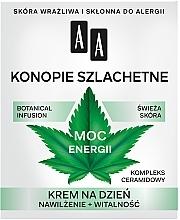 Parfémy, Parfumerie, kosmetika Denní krém na obličej - AA Moc Energy Cream 30+