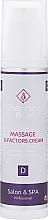 Parfémy, Parfumerie, kosmetika Masážní krém - Charmine Rose Massage G-Factors Cream