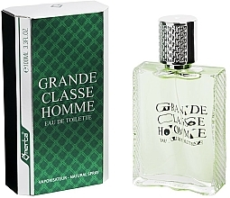 Parfémy, Parfumerie, kosmetika Omerta Grande Classe Homme - Toaletní voda