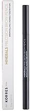 Parfémy, Parfumerie, kosmetika Tužka na obočí - Korres Minerals Precision Brow Pencil