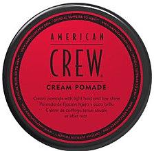 Parfémy, Parfumerie, kosmetika Krém-peeling na vlasy - American Crew Cream Pomade