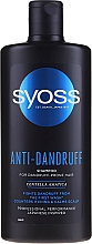 Parfémy, Parfumerie, kosmetika Šampon pro vlasy nachylné k tvorbě lupů - Syoss Anti-Dandruff Centella Asiatica Shampoo