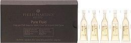 Parfémy, Parfumerie, kosmetika Fluid pro mastnou plet' - Philip Martin's Pure Fluid