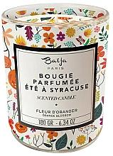 Parfémy, Parfumerie, kosmetika Vonná svíčka - Baija Ete A Syracuse Scented Candle