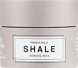 Parfémy, Parfumerie, kosmetika Vosk pro styling krátkých vlasů - Maria Nila Shale Strong Wax