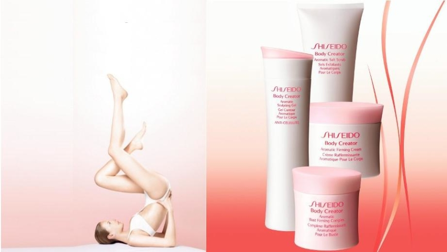 Aromatický krém na prsou - Shiseido Body Creator Aromatic Bust Firming Complex — foto N4