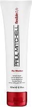 Parfémy, Parfumerie, kosmetika Texturovací krém - Paul Mitchell Flexible Style Re-Works