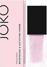 Parfémy, Parfumerie, kosmetika Báze-primer pod make-up - Joko Brightening & Mattifying Primer