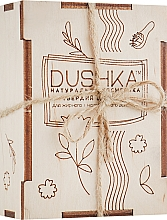 Parfémy, Parfumerie, kosmetika Tvrdý šampon pro mastné a normální vlasy - Dushka